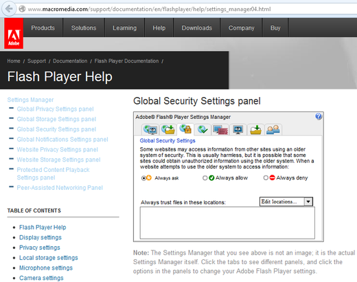 screenshot-securitysettings-page